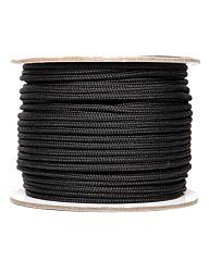 Fosco Touw op rol 3mm/60mtr zwart