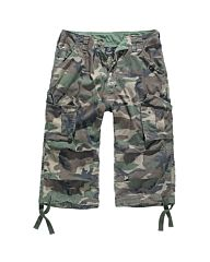 Brandit Urban Legend 3/4 Capri broek woodland camo