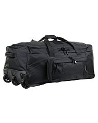 101inc Trolley commando tas zwart