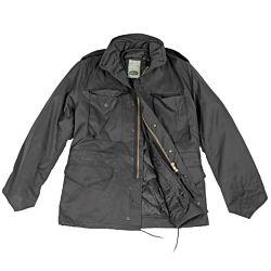 Mil-Tec US M65 Fieldjacket black