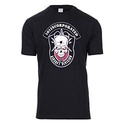 101inc T-shirt Aitsoft Division zwart
