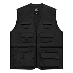 Vintage Industries Legend fishing vest zwart