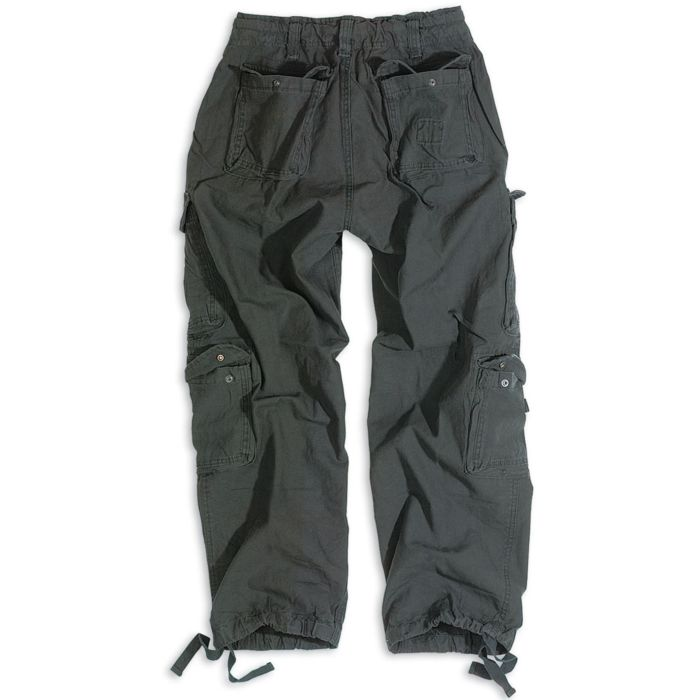 Surplus airborne vintage broek black