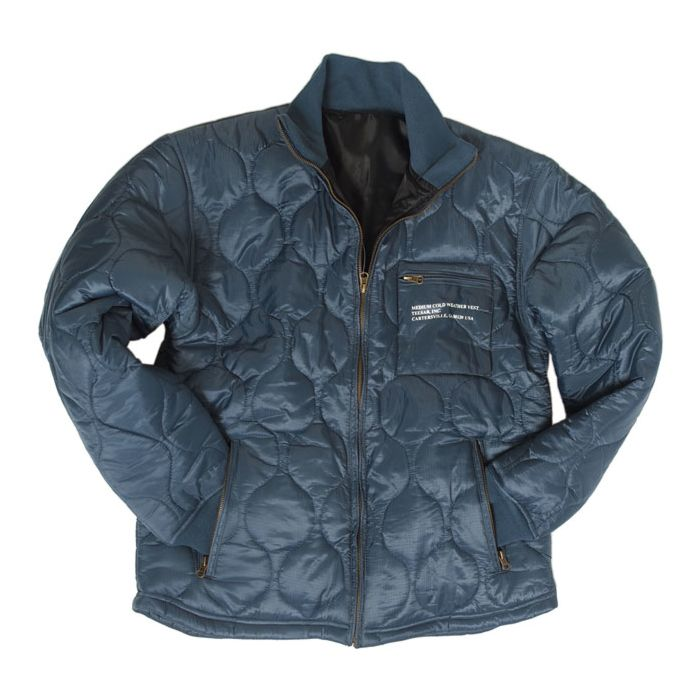 Mil-Tec US Cold Weather jacket dark blue