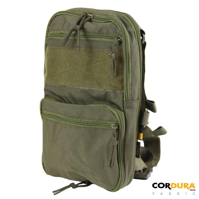 101inc Backpack Outbreak 1-3 days groen