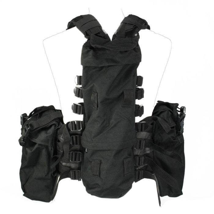 Fostex tactical vest zwart