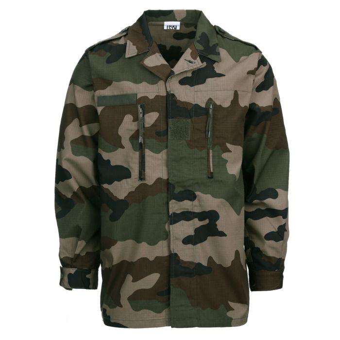 101inc F2 Suit Jacket Recon Franse camo