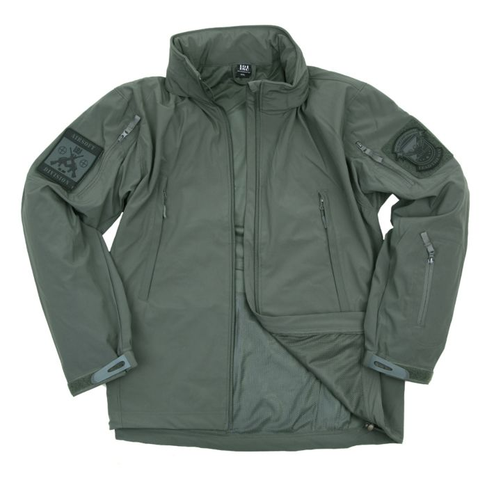 101inc Softshell Jack Tactical new version forest