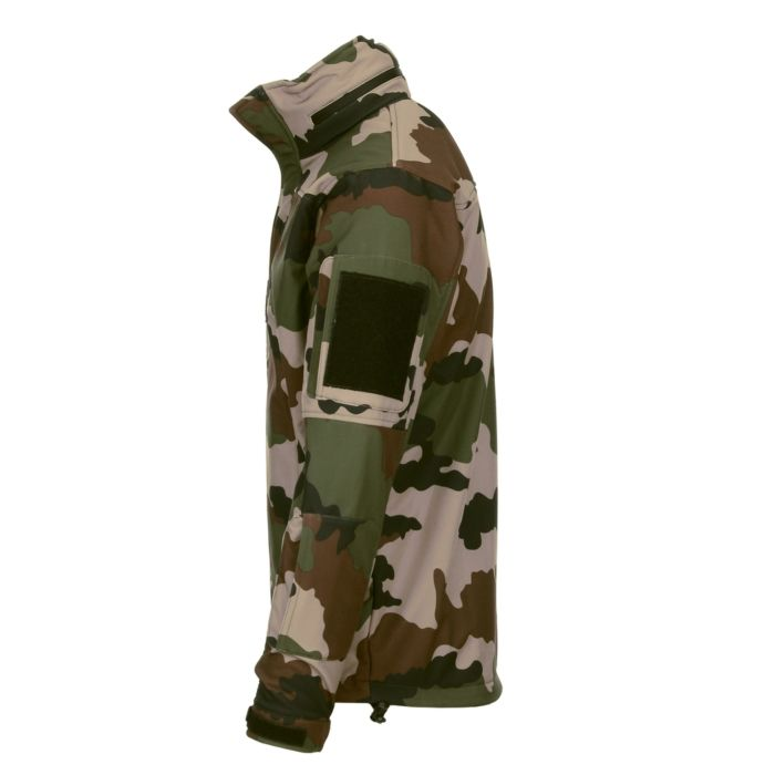 101inc Soft Shell Jack Tactical Franse camo
