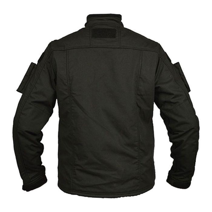 Fostex Combat fleece vest zwart