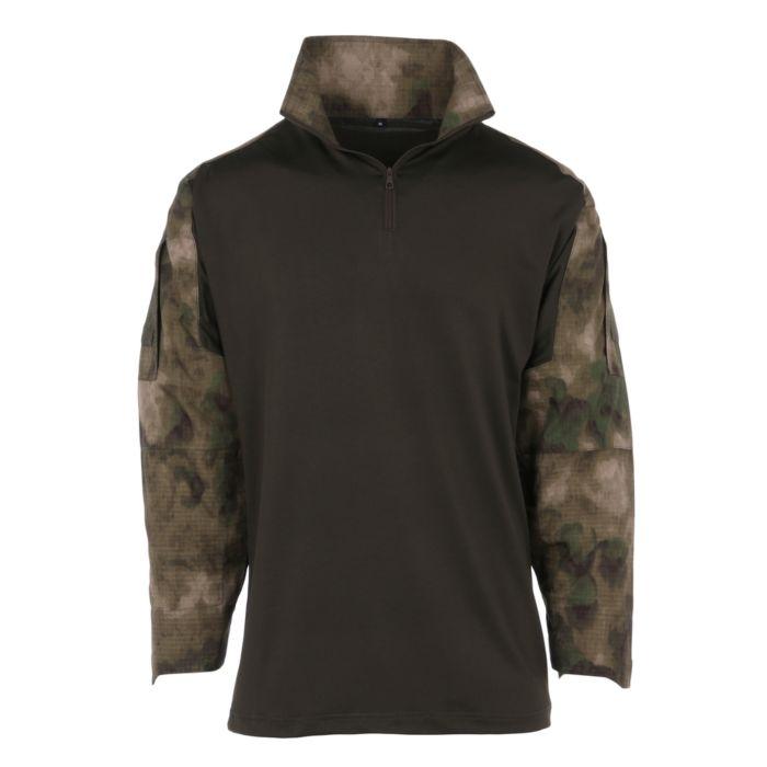 101inc Tactical shirt UBAC ICC FG groen