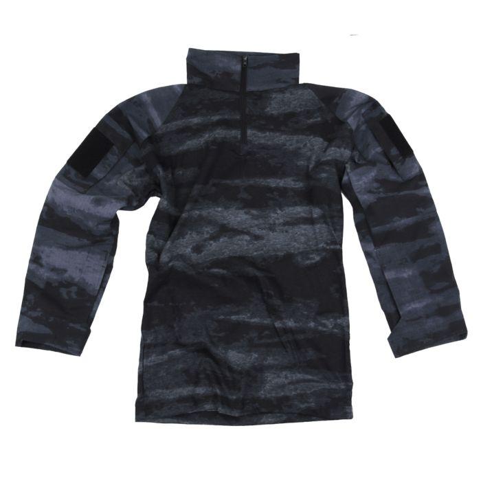 Tactical shirt UBAC A-TACS LE camo