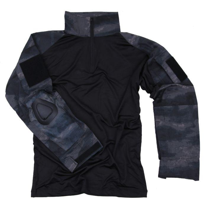 101inc Operator UBAC Shirt CQB CQB Camo