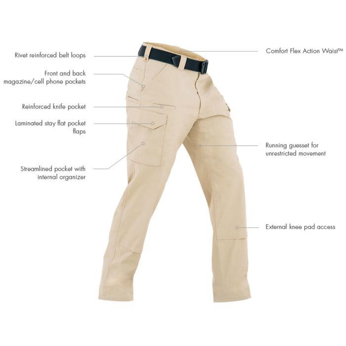 First Tactical Tactix Series Tactical Pants khaki