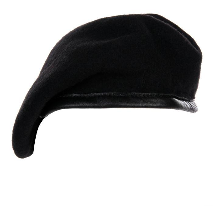 Fostex baret zwart