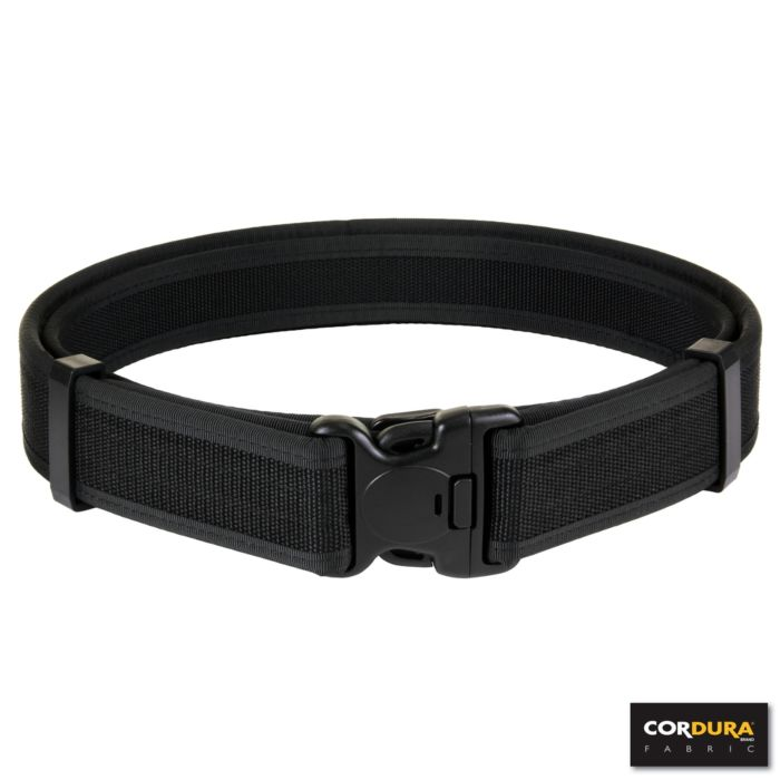 101inc Duty Belt cordura zwart