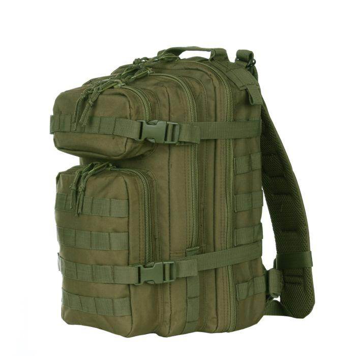 101inc Rugzak Assault 25 Ltr. groen
