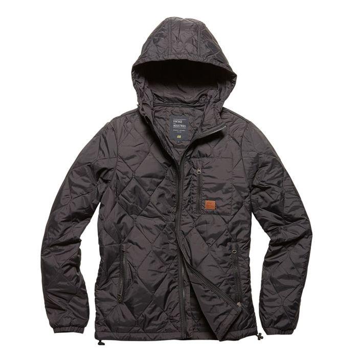 Vintage Industries Lilestone jacket black