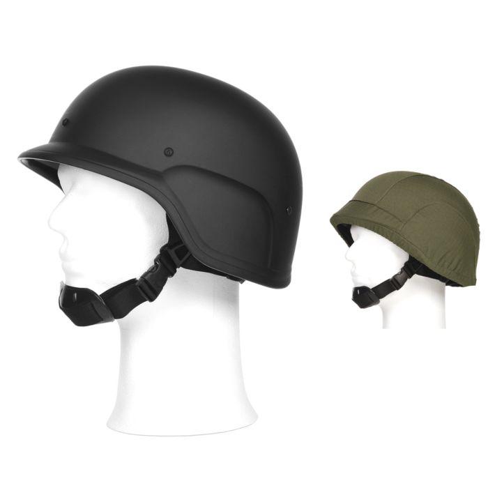 M88 helm + los zakje met 3 covers