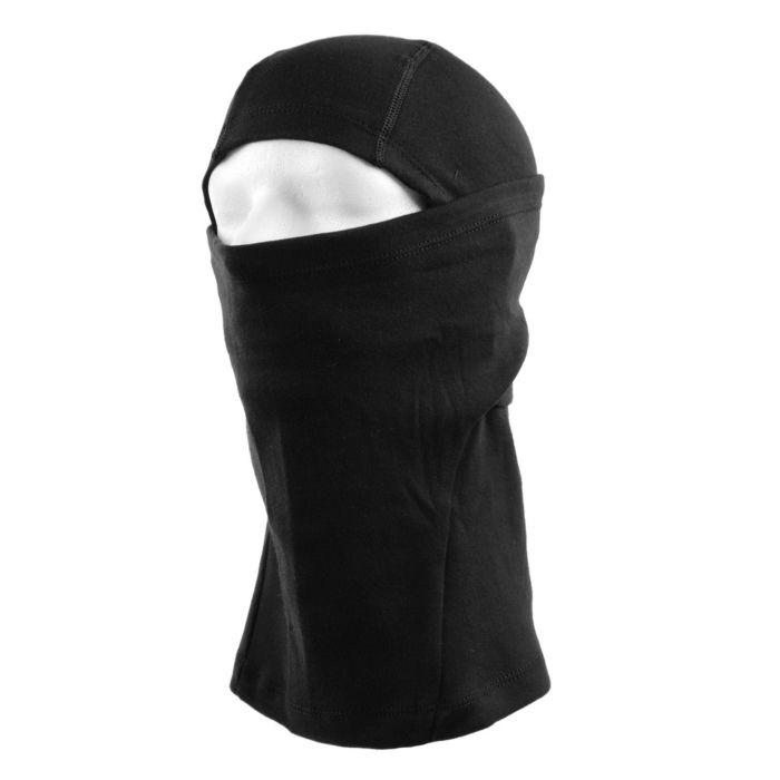 Fostex Bivakmuts Ninja katoen zwart