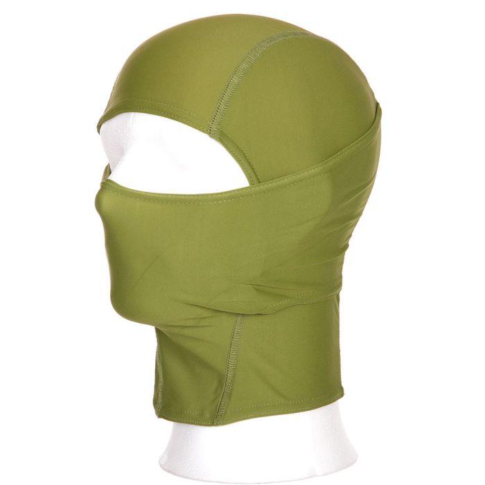 Bivakmuts Ninja 1 gat groen