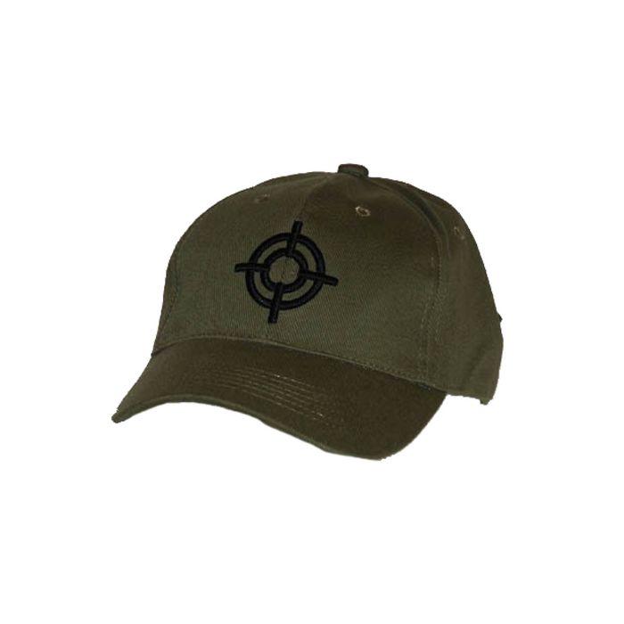 Fostex baseball cap logo legergroen