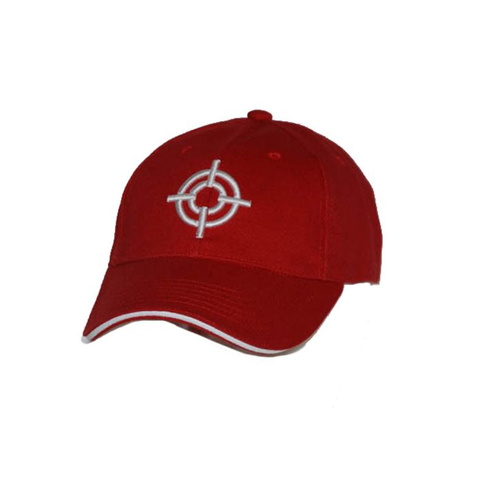 Fostex baseball cap logo rood