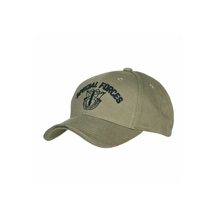 Cap Special Forces groen