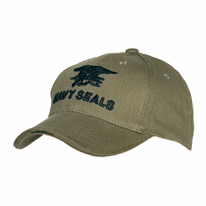 Cap Navy Seals groen