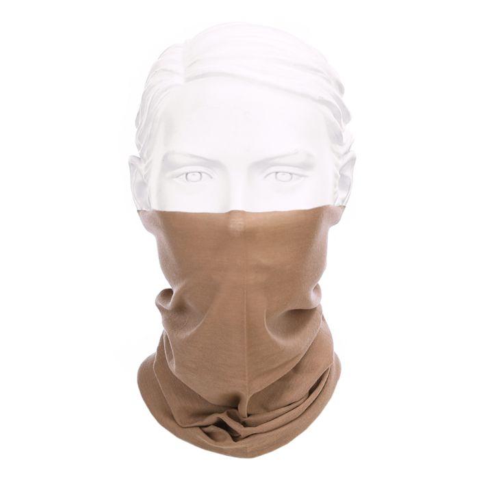 101inc Face Wrap khaki