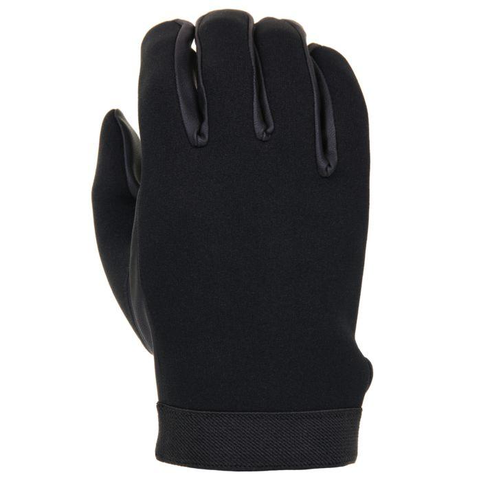 Fostex neopreen handschoenen zwart