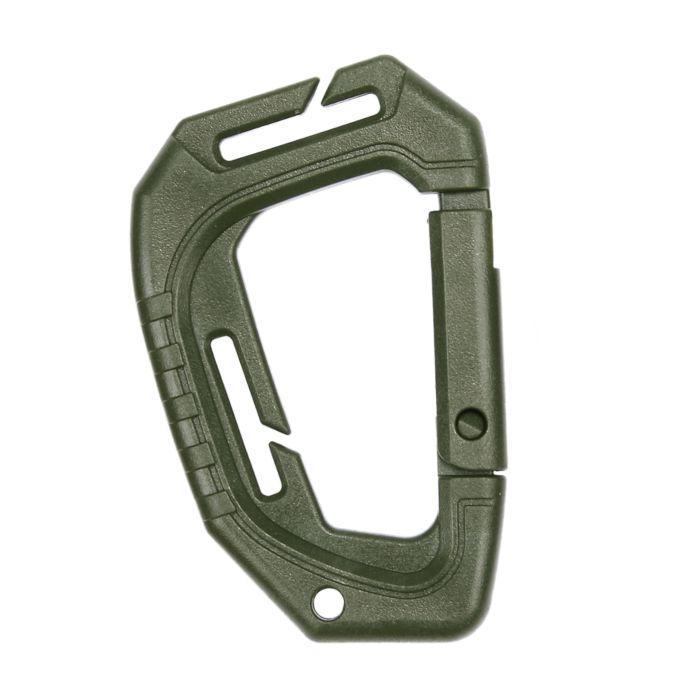 101inc Karabijnhaak Tactical ranger green