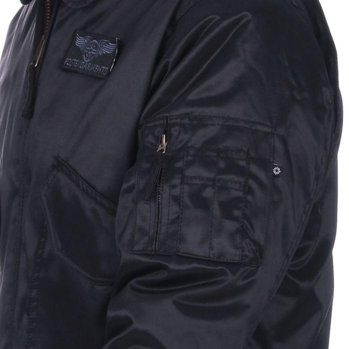 Fostex Heavy CWU jack zwart