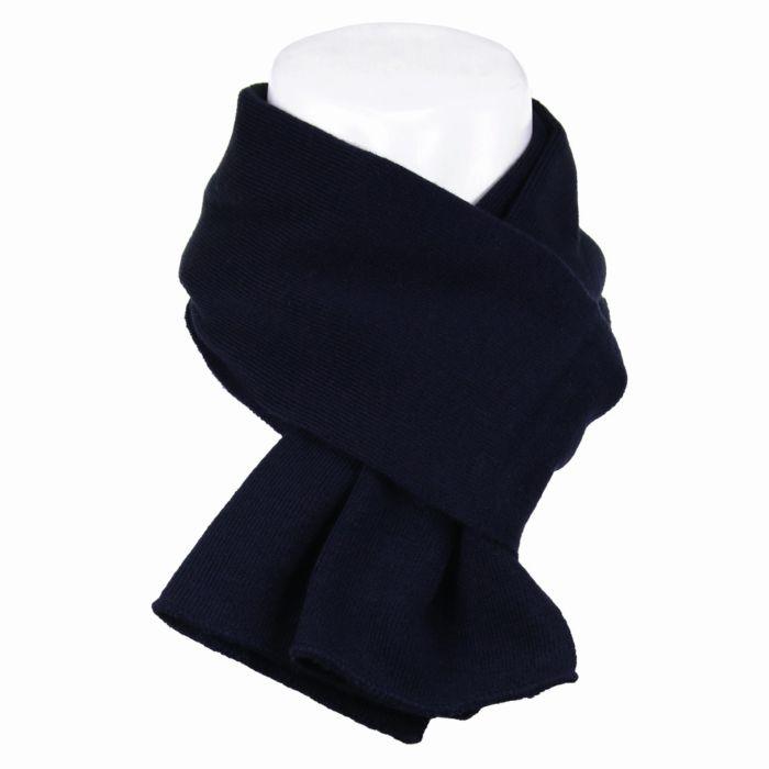 Fostex sjaal blauw