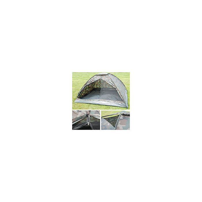 Fosco tent 4 persoons camouflage