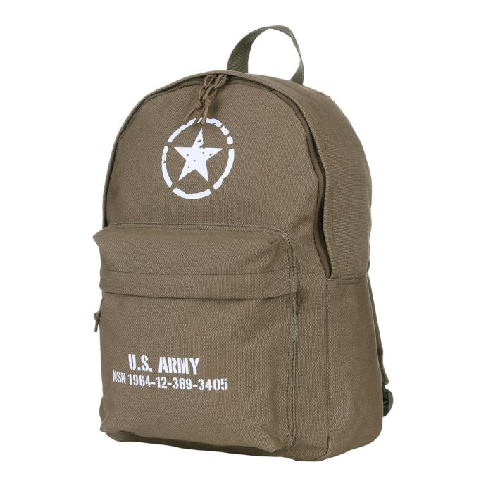 Fostex Rugzak U.S. Army groen