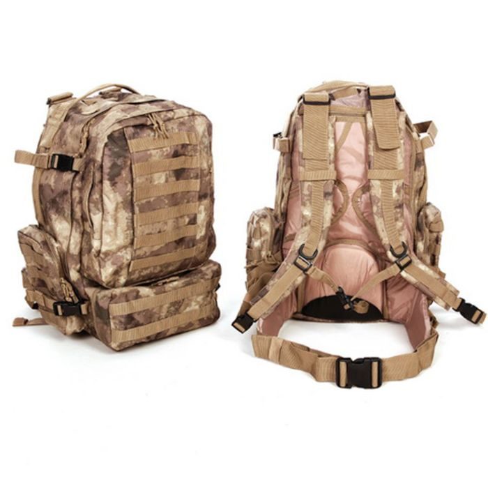 Fosco Assault rugzak 3-days ICC AU camo