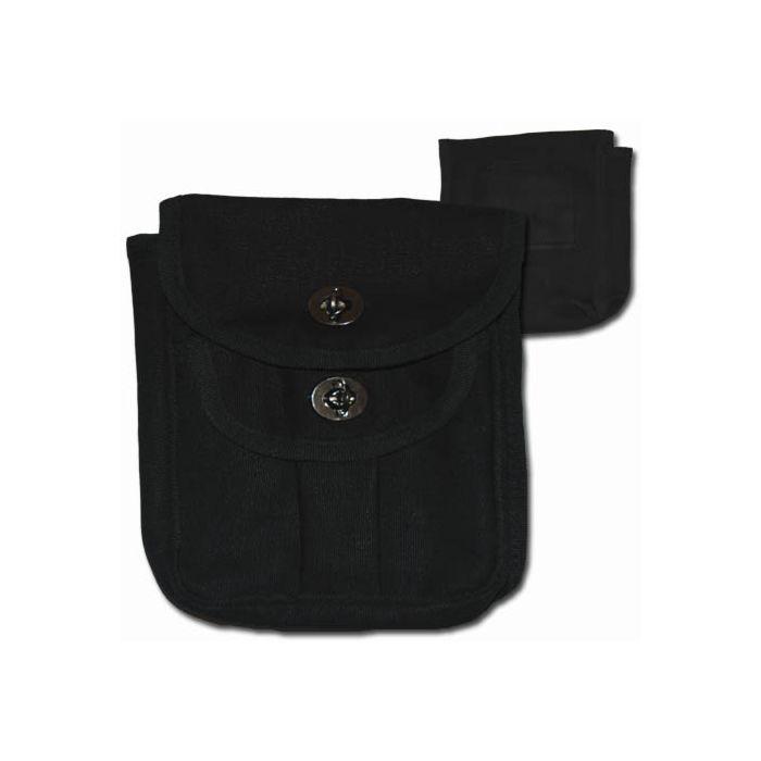 Patroon tas groot zwart