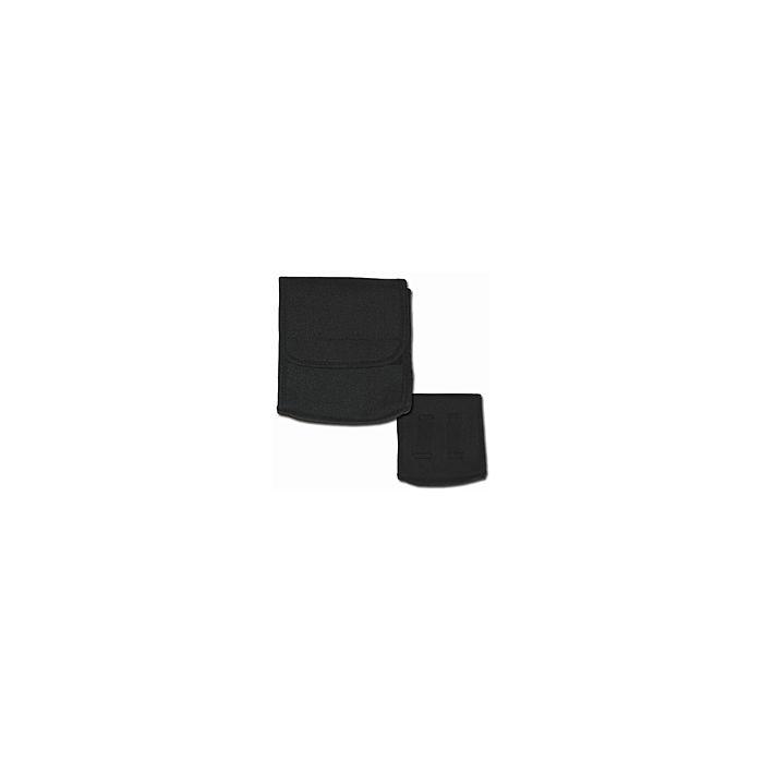 Fosco Koppeltas voor handschoenen zwart