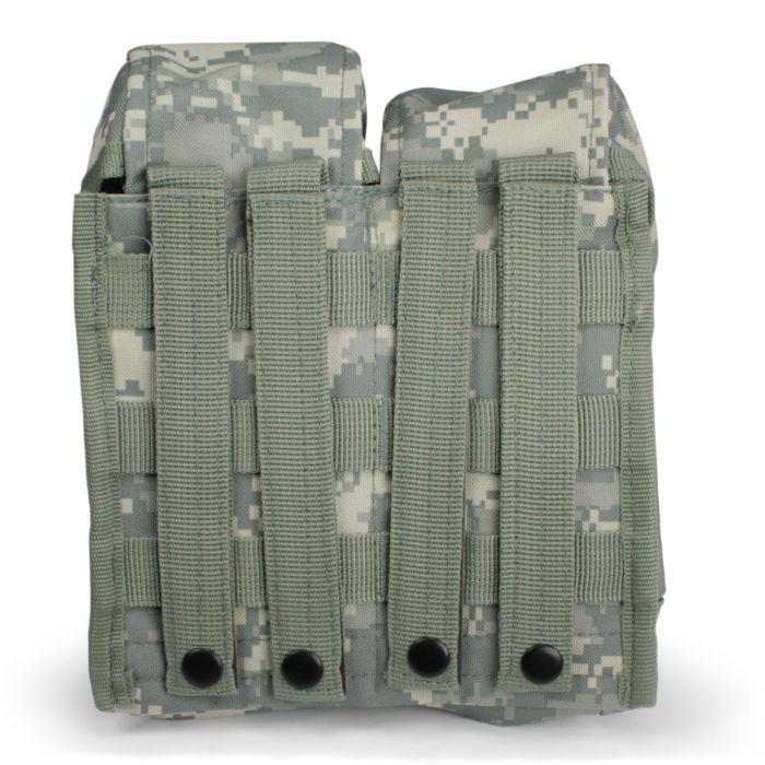 101Inc Molle pouch utility big A digital ACU camo