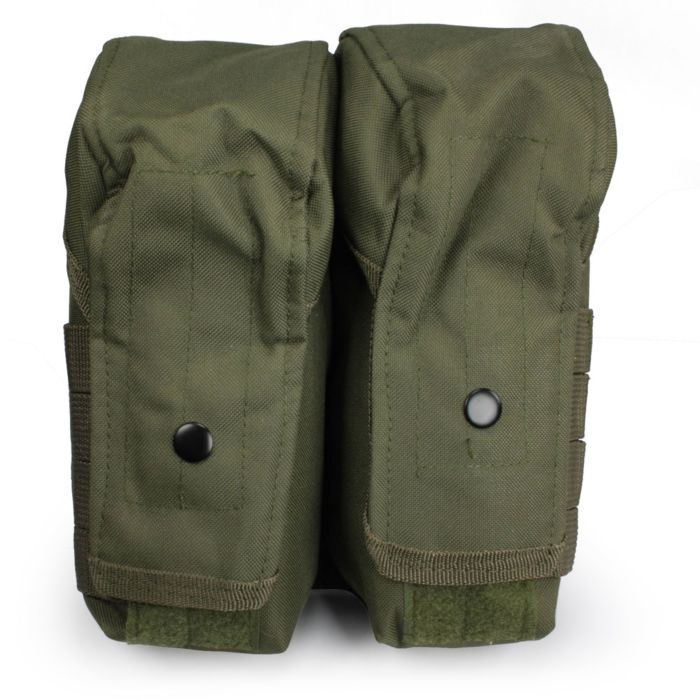 101Inc Molle pouch utility big A groen