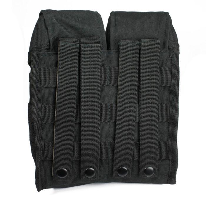 101Inc Molle pouch utility big A zwart