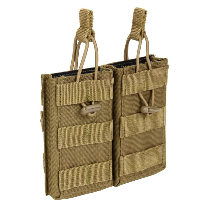101Inc Molle pouch Mag. open F khaki