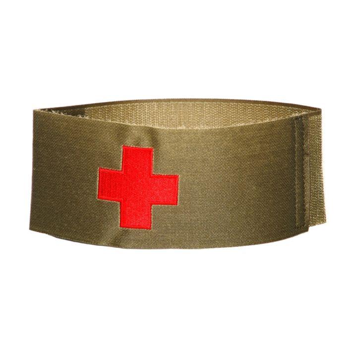 101inc Arm Strap Medic groen