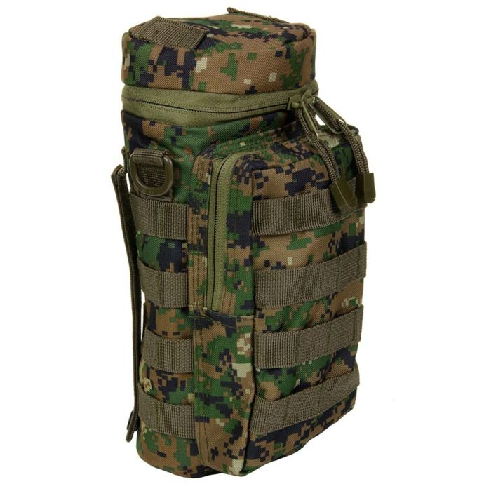 101inc Gas Bottle Pouch digital WDL camo