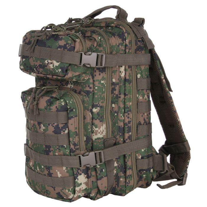 101inc Rugzak Assault 25 Ltr. digital WDL camo