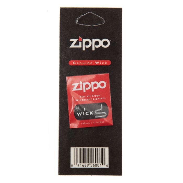 Zippo aansteker lontje