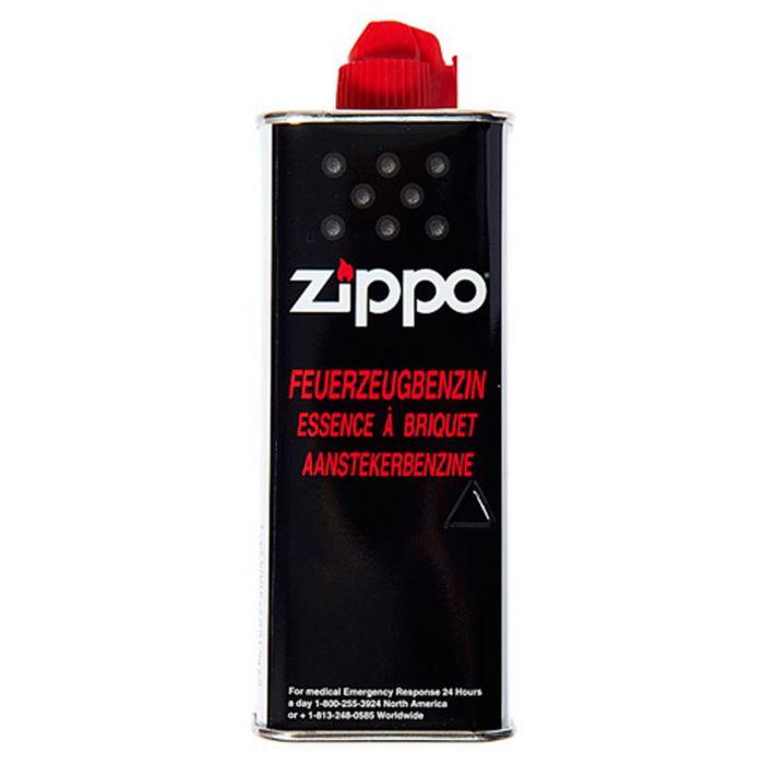 Zippo aansteker benzine