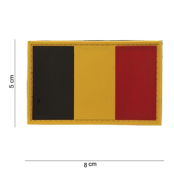 Embleem 3D PVC België