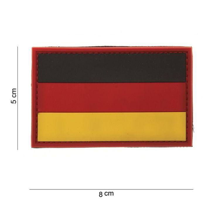 Embleem 3D PVC Duitsland